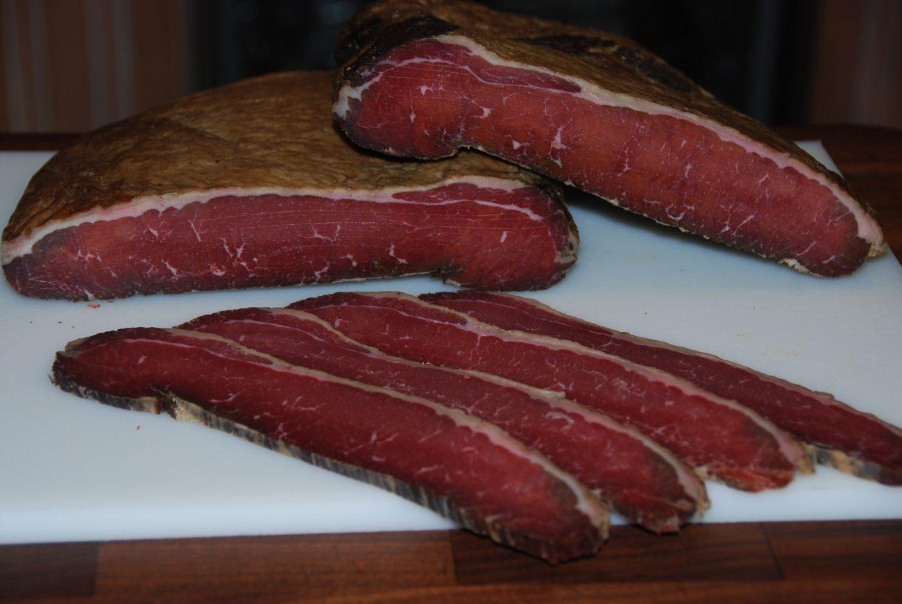 Cured Beef Brisket