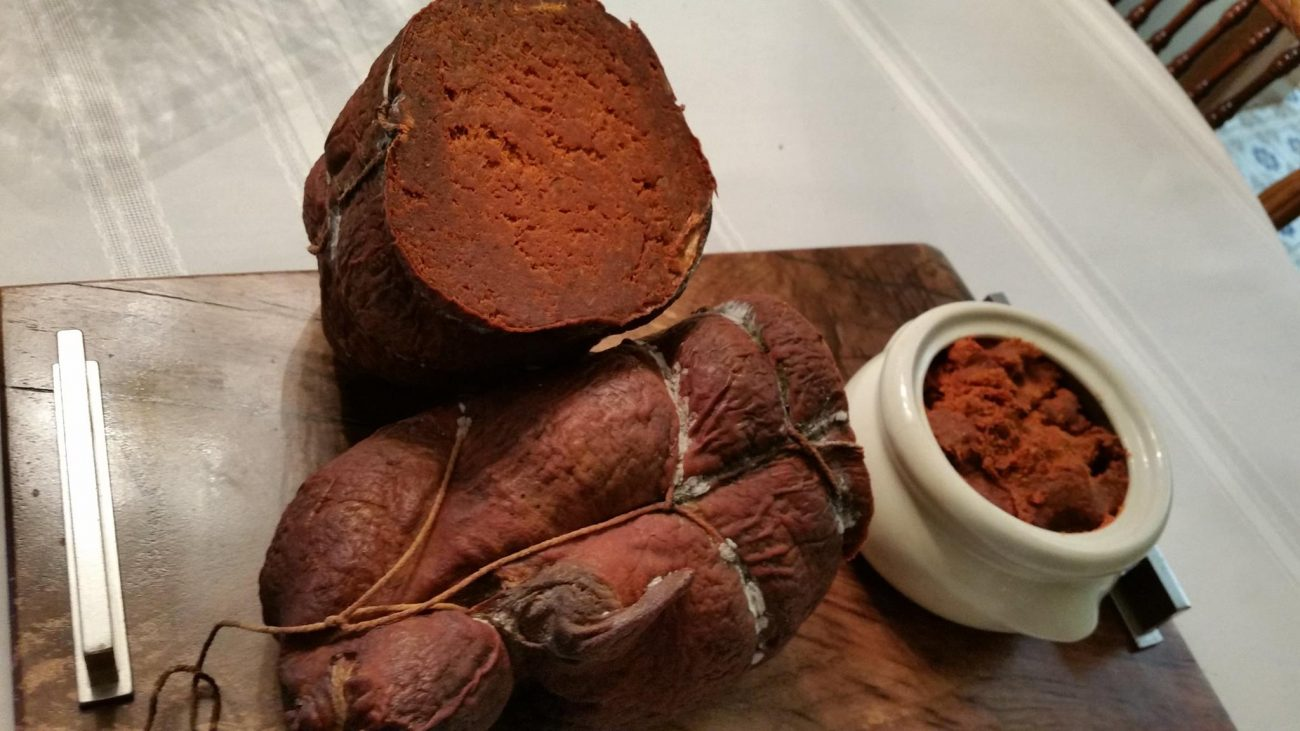 In the Likeness of 'Nduja